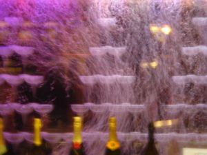 champagne-fountain
