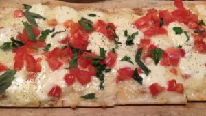 Margherita Flatbread
