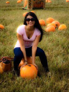 Enjoy your Pumpkin season! <3 Nadia