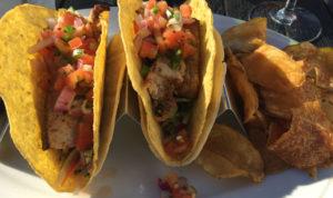 Taco of the day: blackened mahi